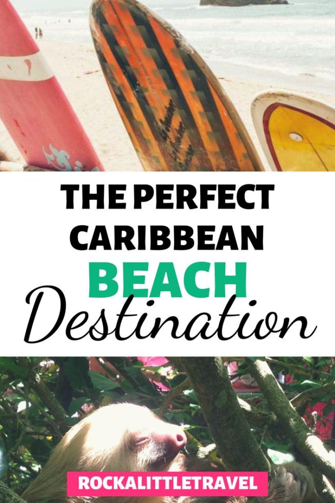 Things to do in Puerto Viejo - Pinterest Pin