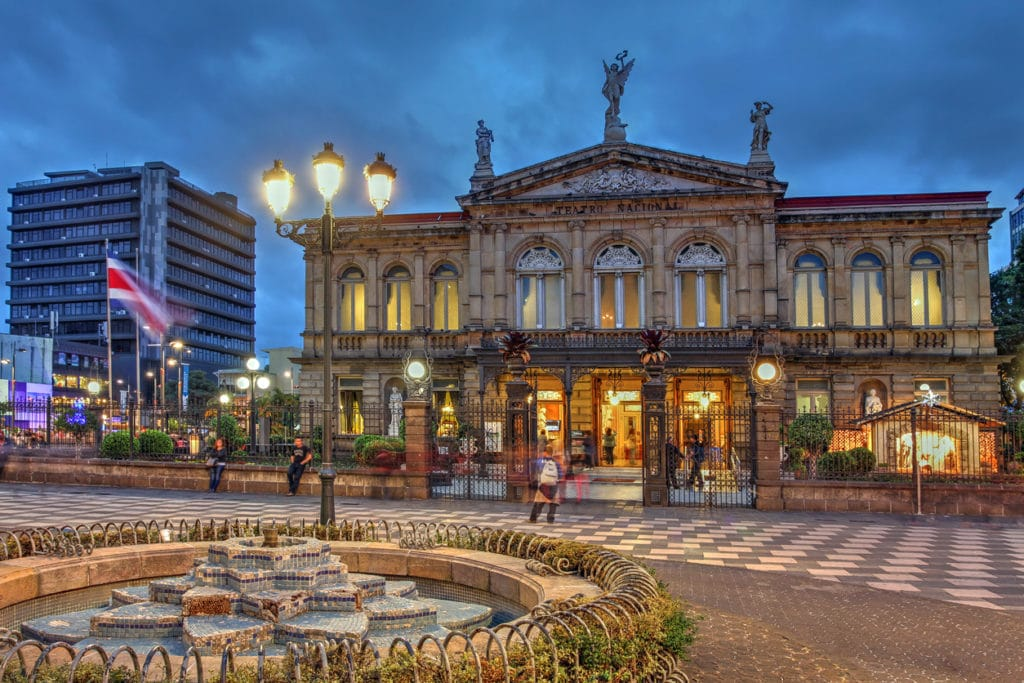 National Theater of Costa Rica