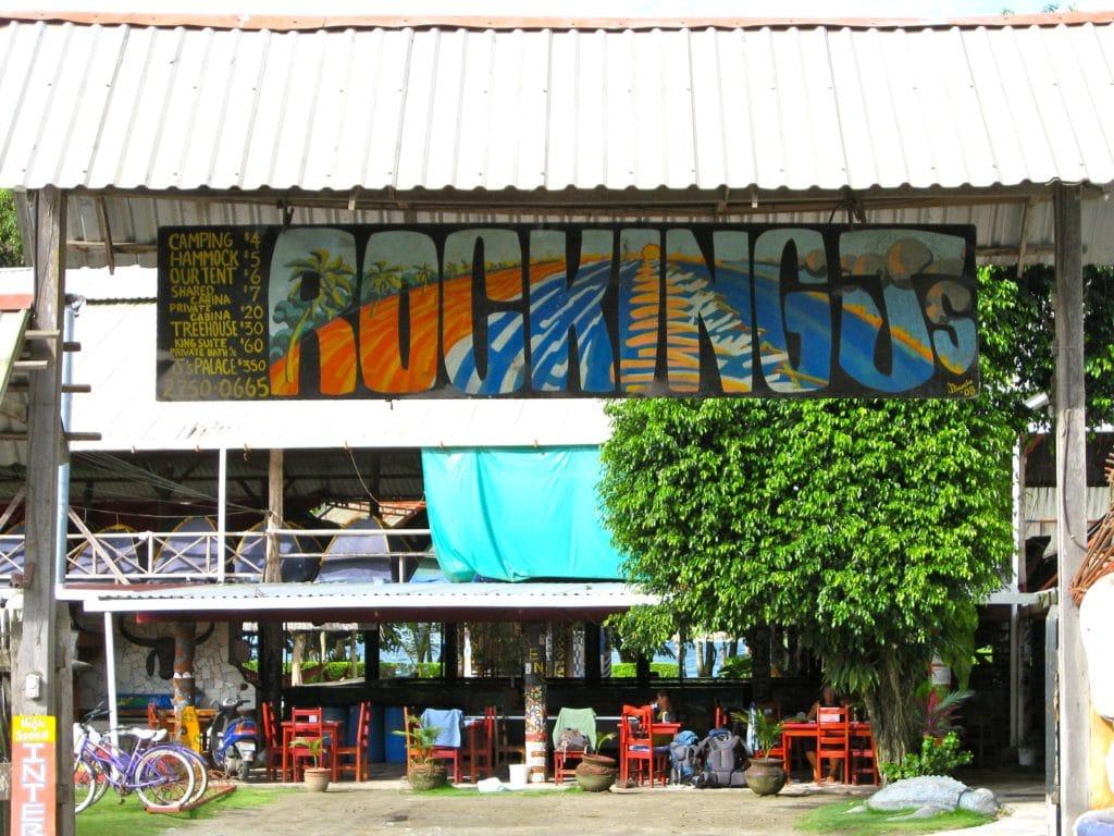 Rockin J's Hostel in Puerto Viejo