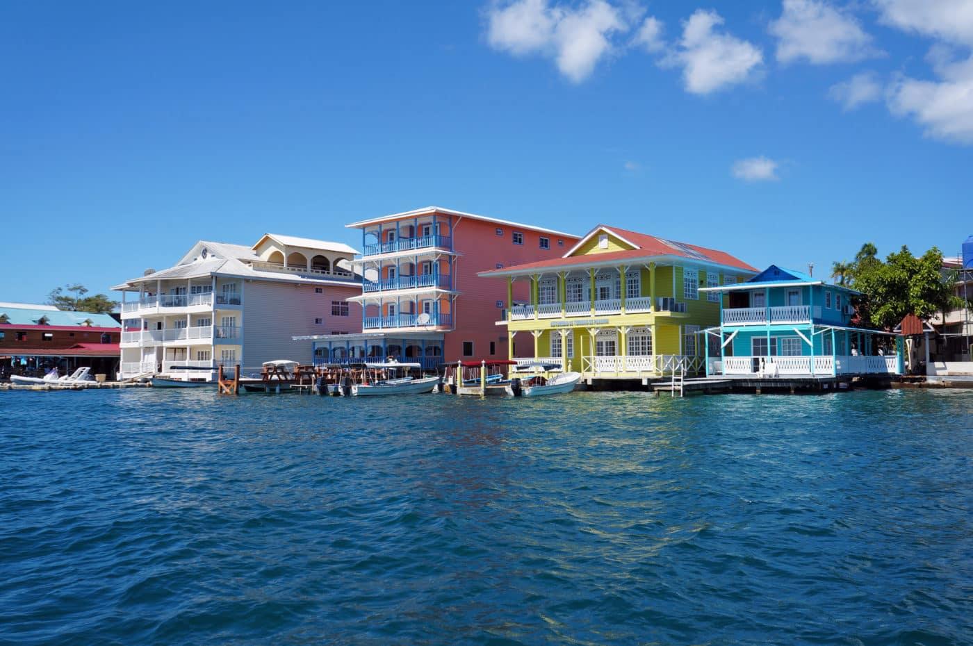 Puerto Viejo to Bocas del Toro