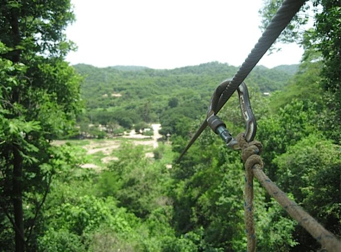 Huatulco Zip Lining