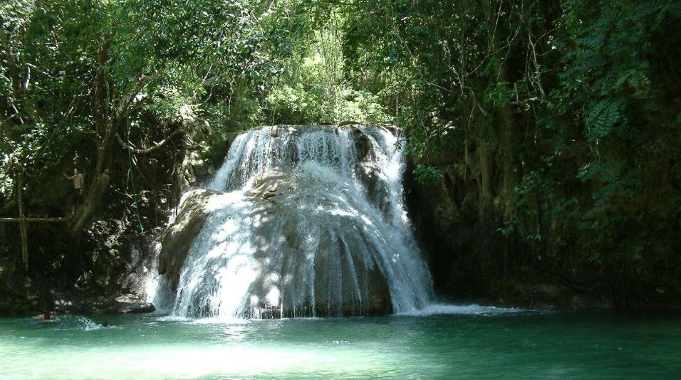 Llano Grande Waterfalls Huatulco
