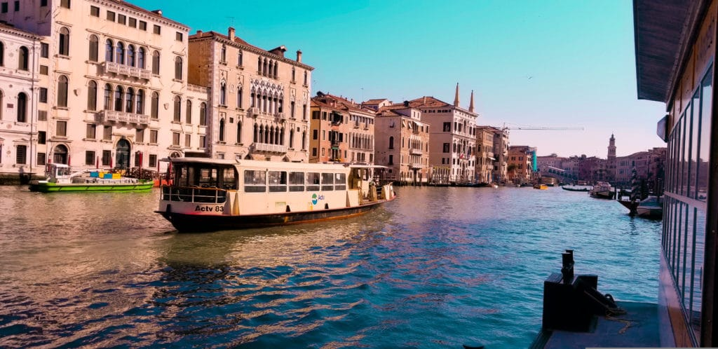 Venice in a Day - The Grand Canal