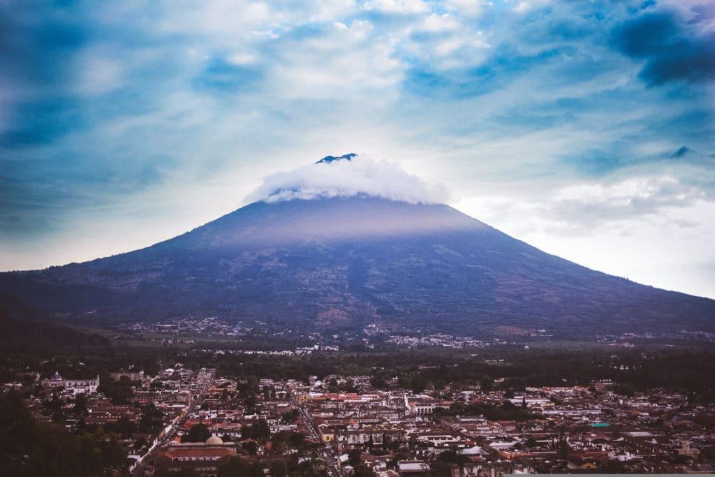 Antigua volcanos
