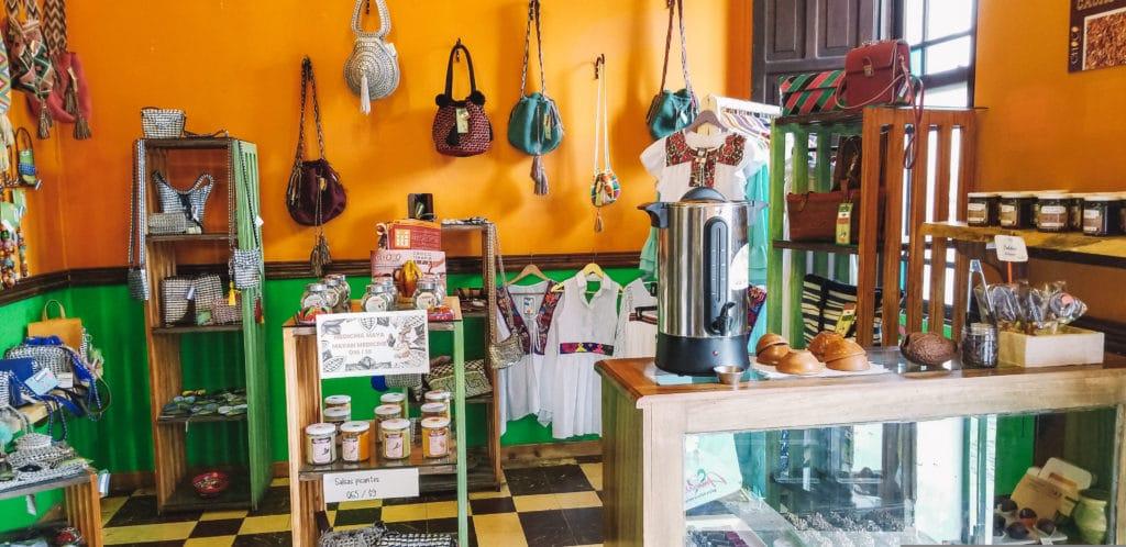 Choco Museuo in Antigua Guatemala