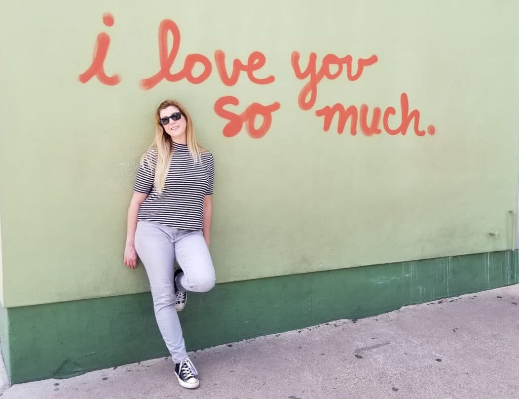 One day in Austin - Murals