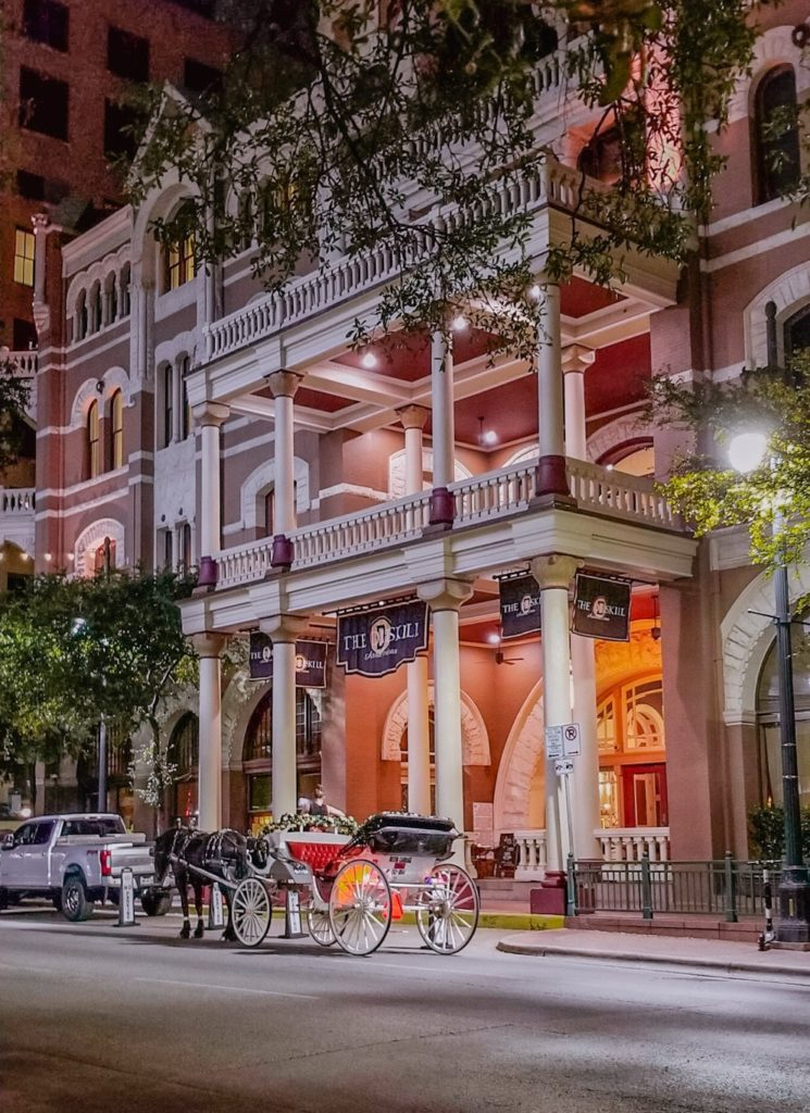 Austin Ghost Tour - The Driskill Hotel