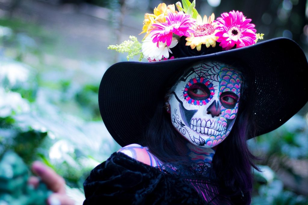 Celebrate Day of the Dead festivities