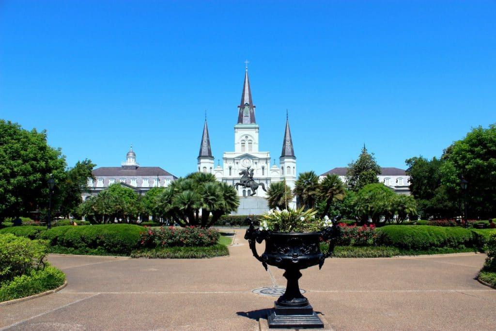 New Orleans weekend getaway