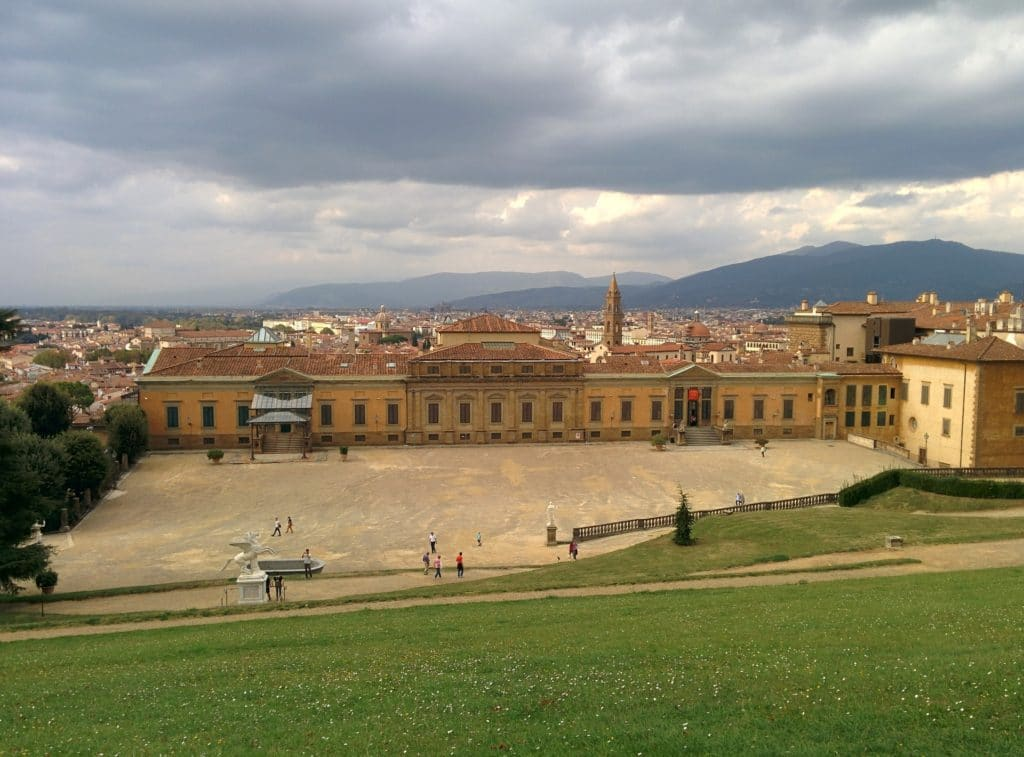 Pitti Palace, Florence in a day