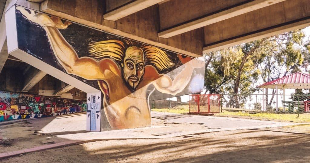 Barrio Logan San Diego - Street art in Chicano Park