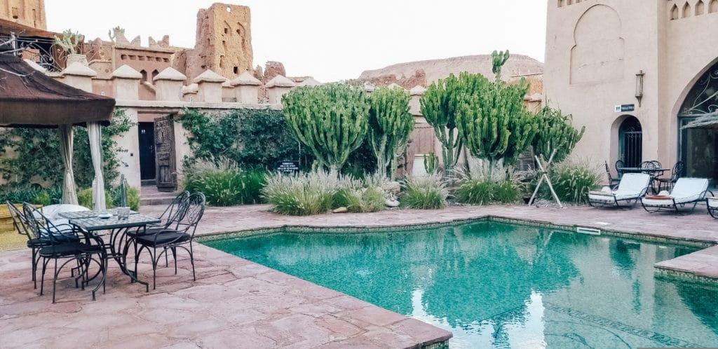 Visiting Ait Ben Haddou - Kasbah Ighnda