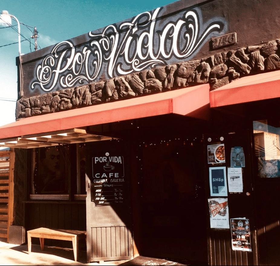 Por Vida - Barrio Logan San Diego