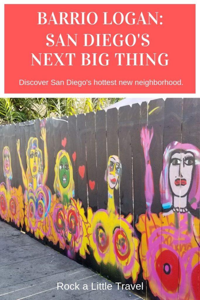 Barrio Logan San Diego Pinterest Pin