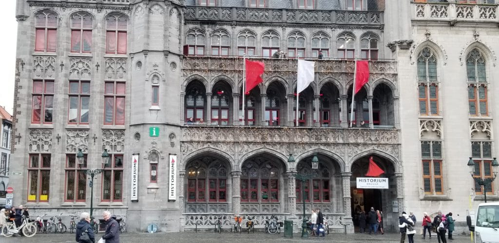 Things to do in Bruges - Historium
