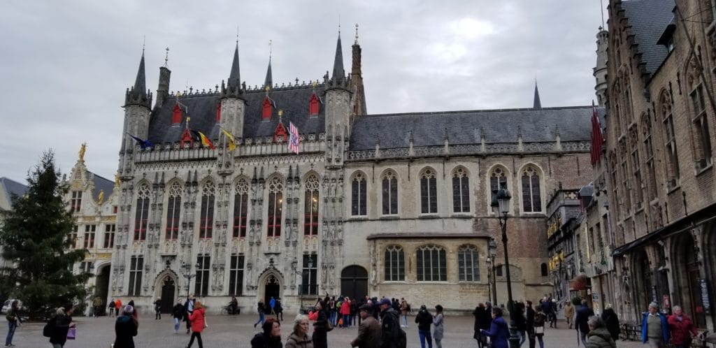 Bruges City Hall