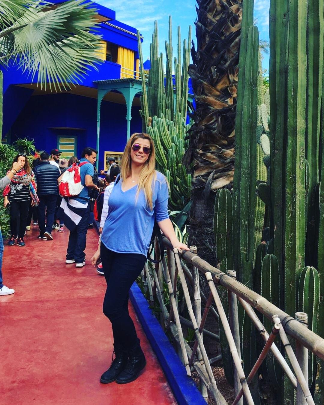 Majorelle Gardens Marrakesh