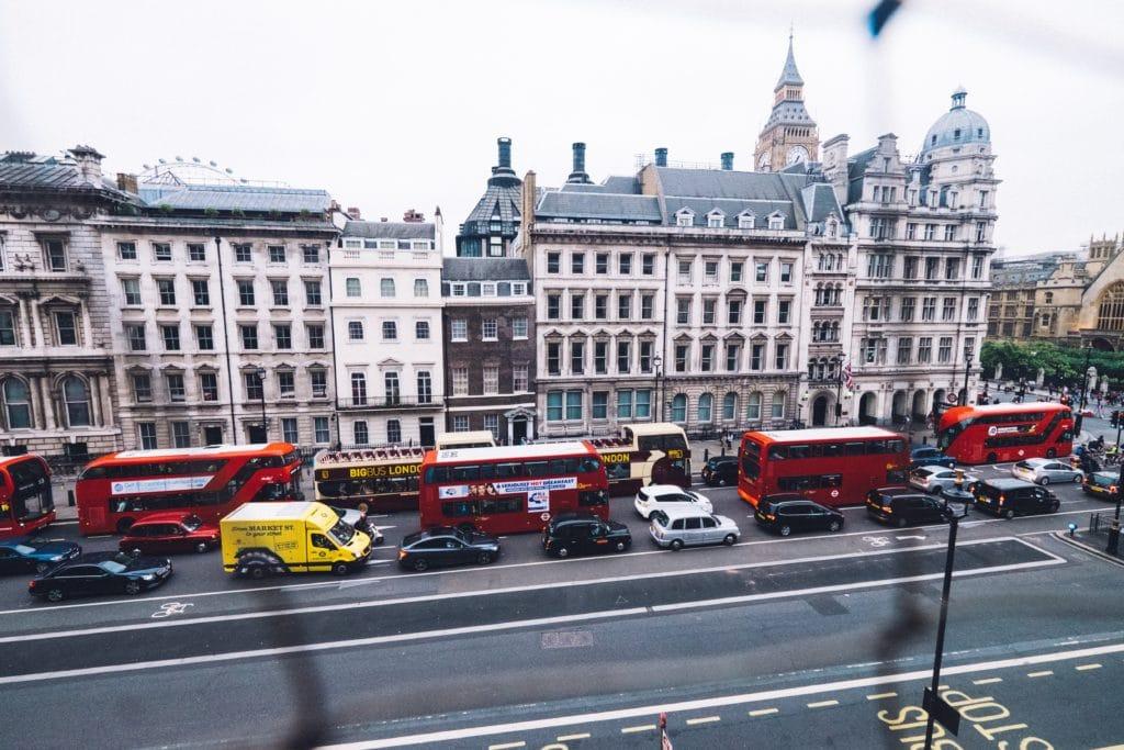 Travel tips for Europe - public transportation