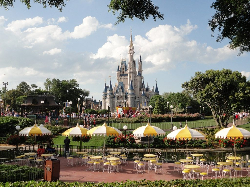 Disney theme parks - Spring Break Getaway - rights reserved