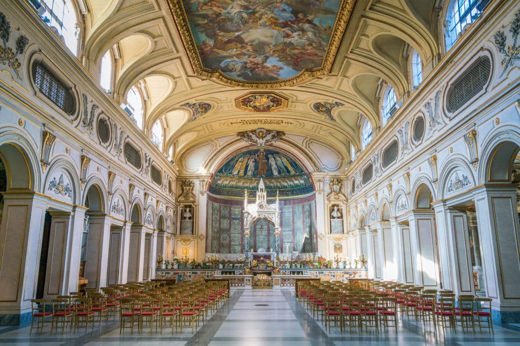 Santa Cecilia, Rome, Italy