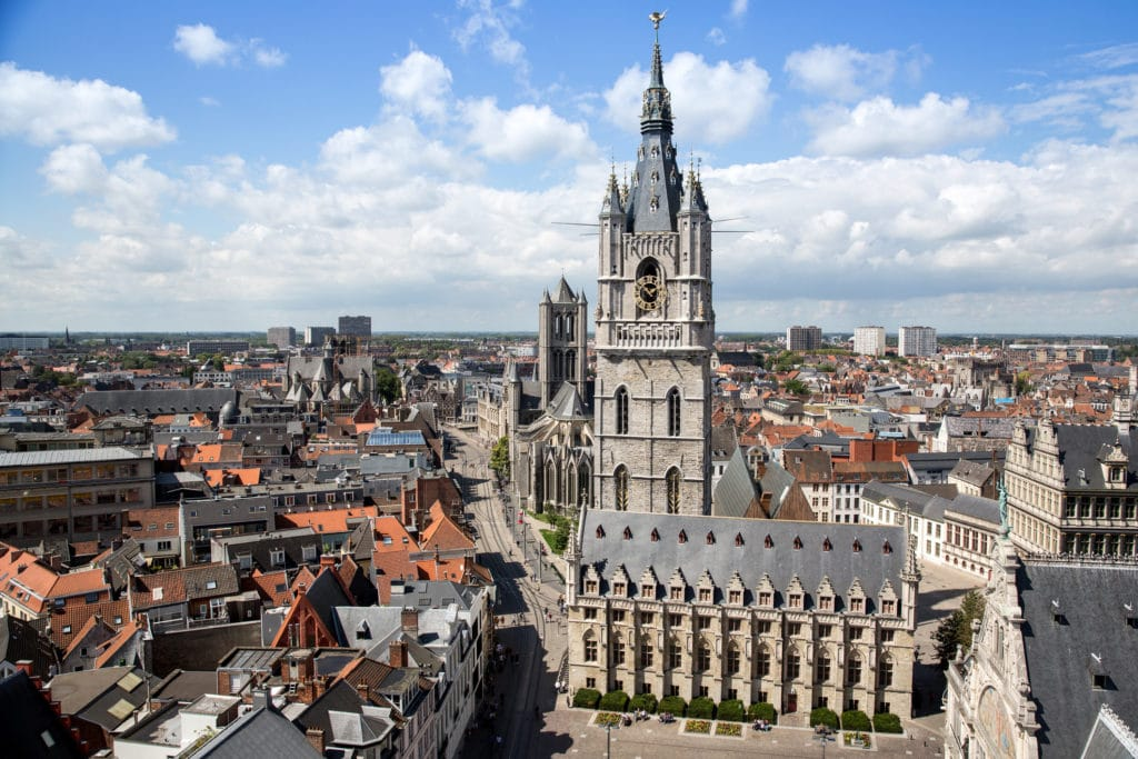 Ghent in one day