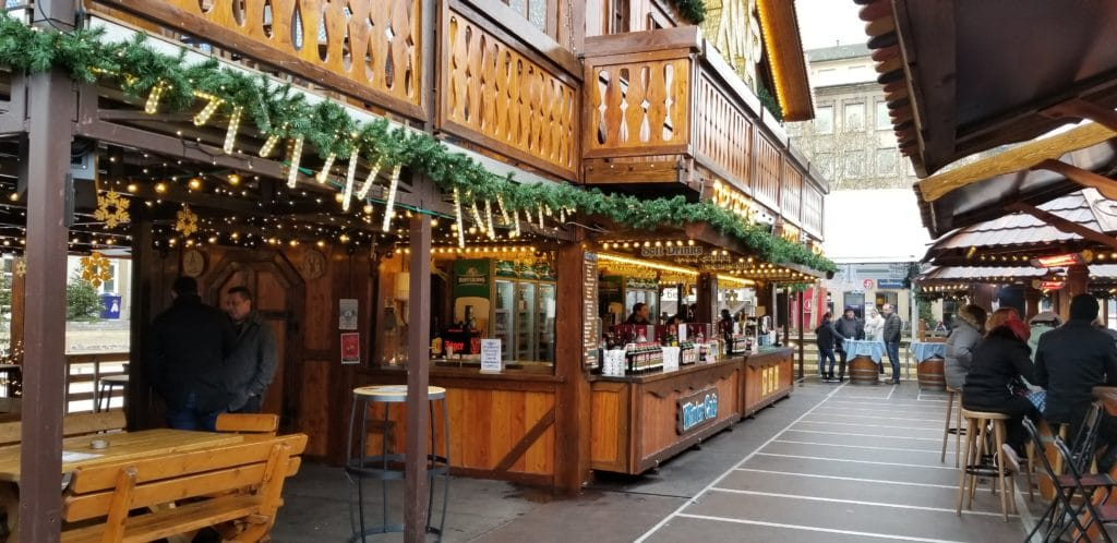 Luxembourg Luxembourg City Christmas Market
