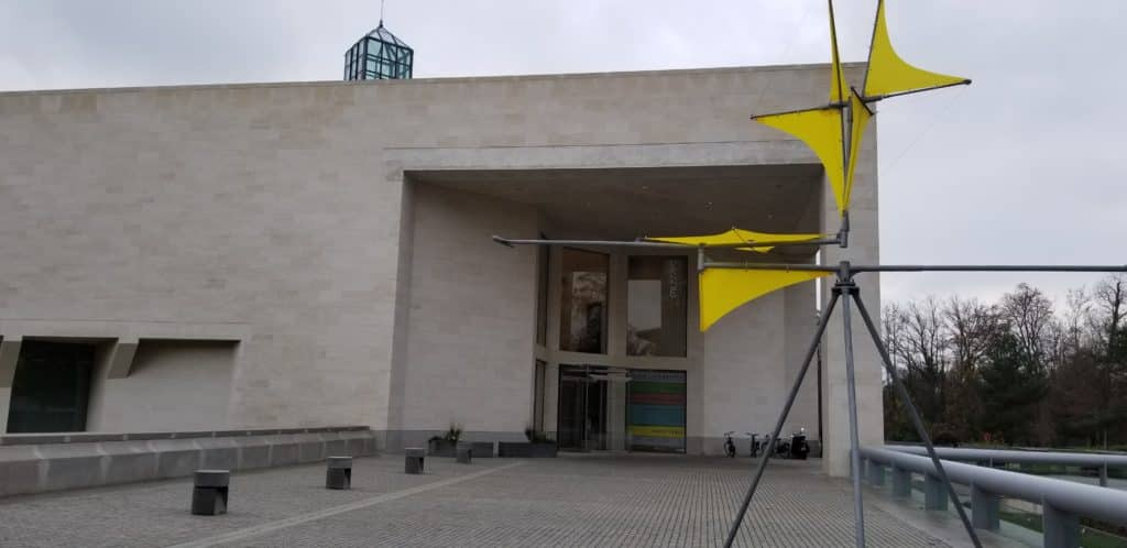 Luxembourg City Museum of Modern Art