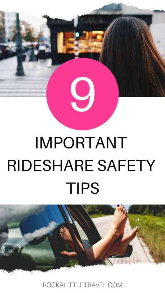 Rideshare Tips for Women