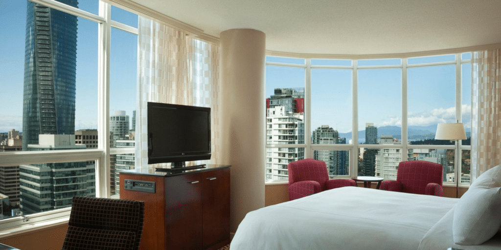 Marriott Pinnacle Vancouver Hotel