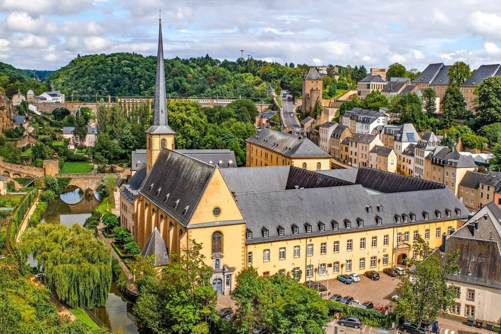 One Day in Luxembourg City