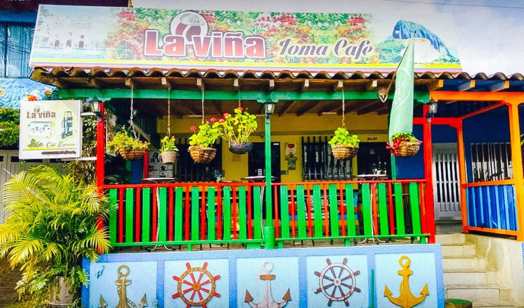 La Vina Cafe, Guatape