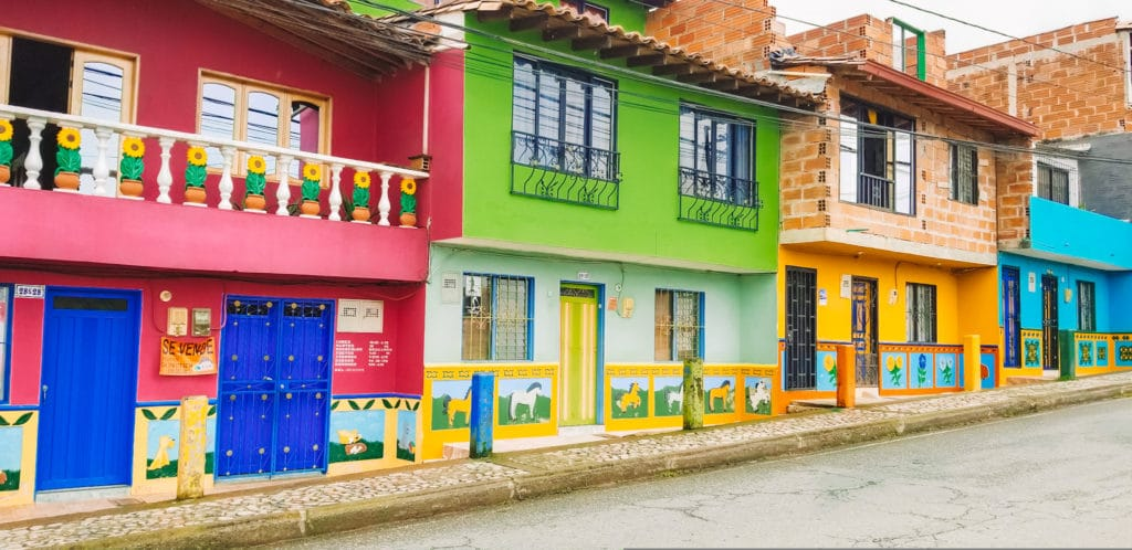 Things to do in Guatape - Guatape Murals
