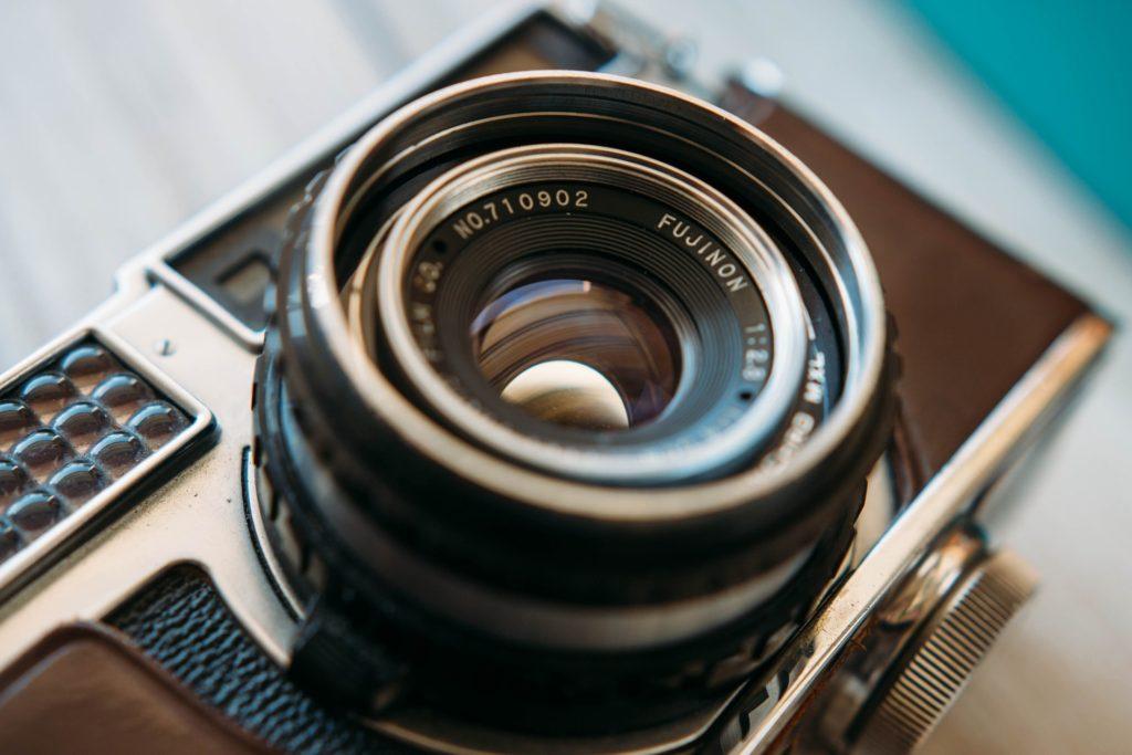Fuji camera