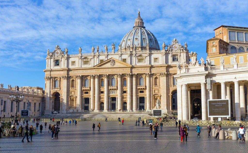 Tips for visiting Vatican City