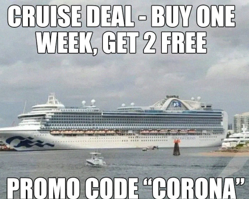 Travel Memes Coronavirus