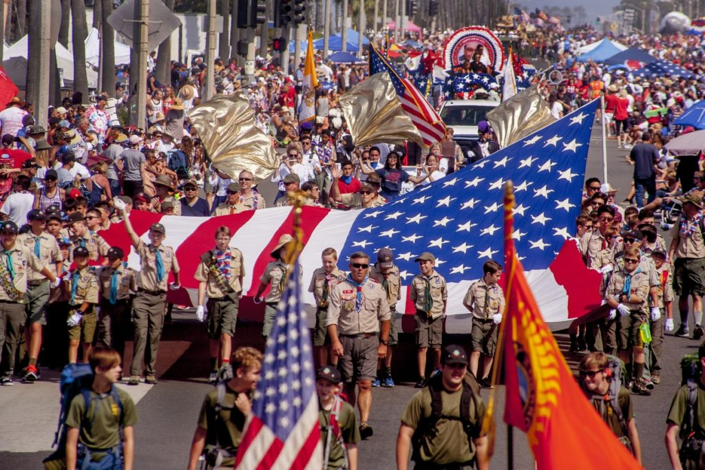 4th of July Parade - Huntington Beach