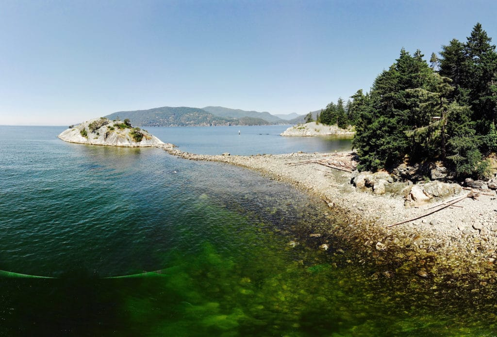 Whytecliff Island, Vancouver