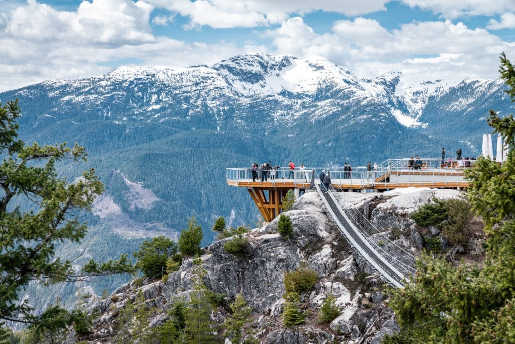 Sea to Sky Gondola - Squamish Porteau Cove