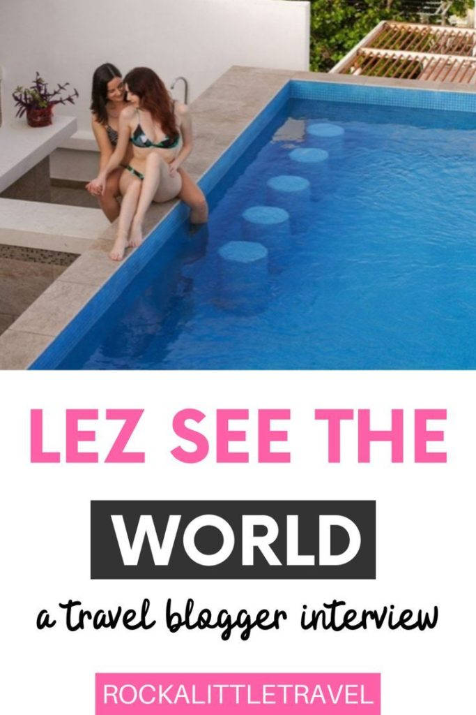Lez See the World travel interview