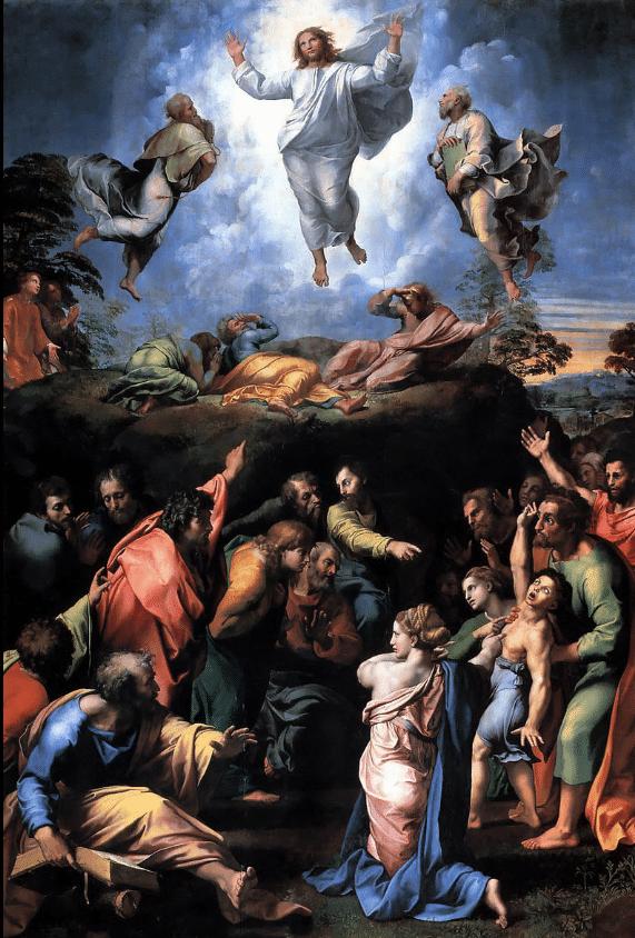 Raphael's Transfiguaration