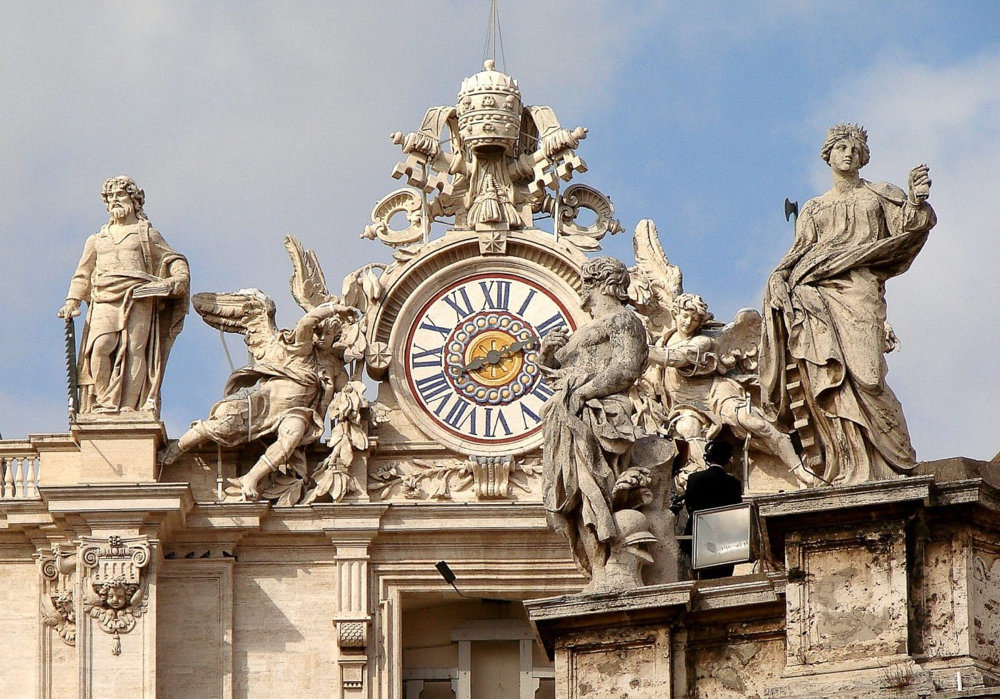 Things to see in Vatican City