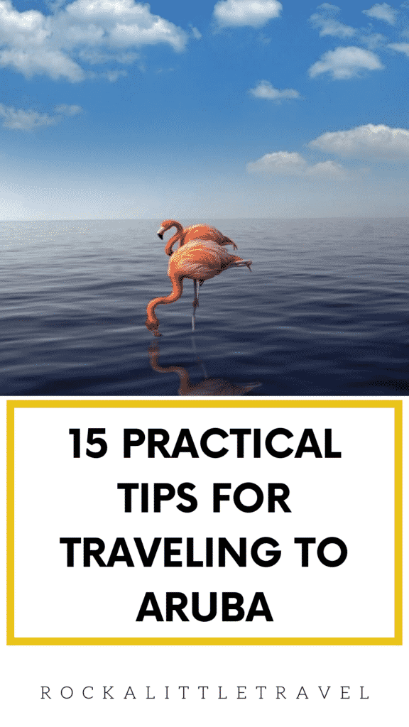 Travel tips for Aruba