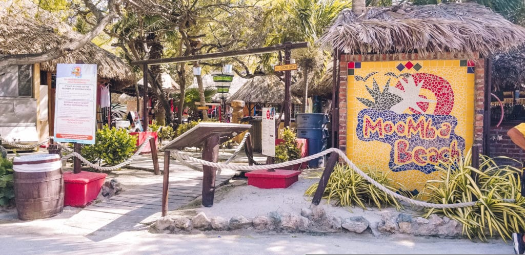Moomba's Aruba