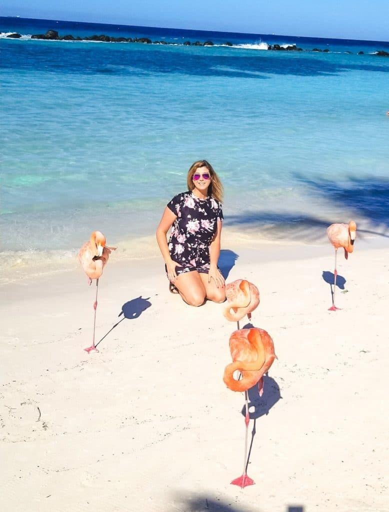 Aruba Experiences at Flamingo Beach
