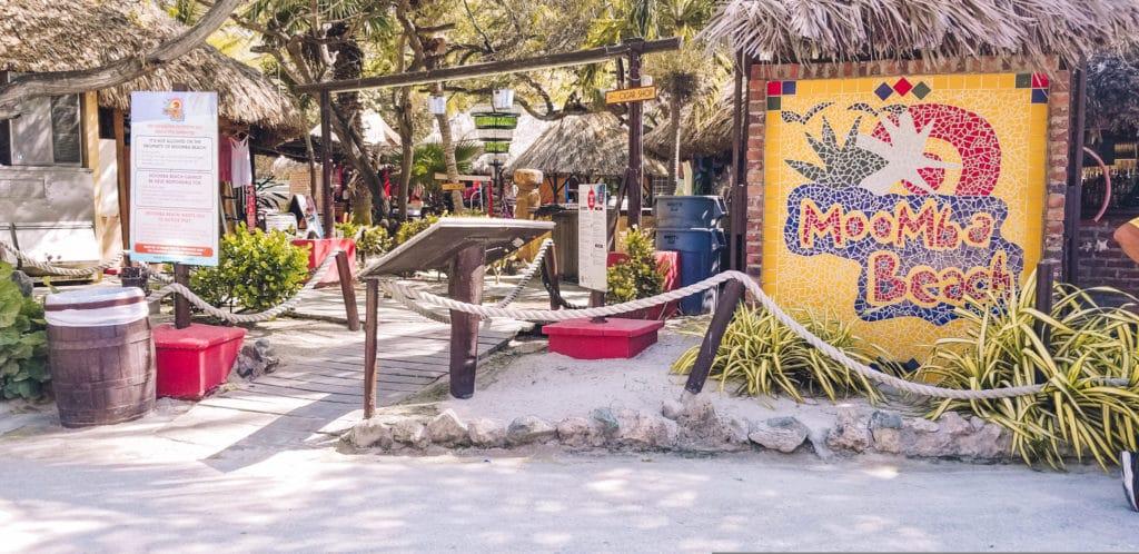 Moomba's in Aruba