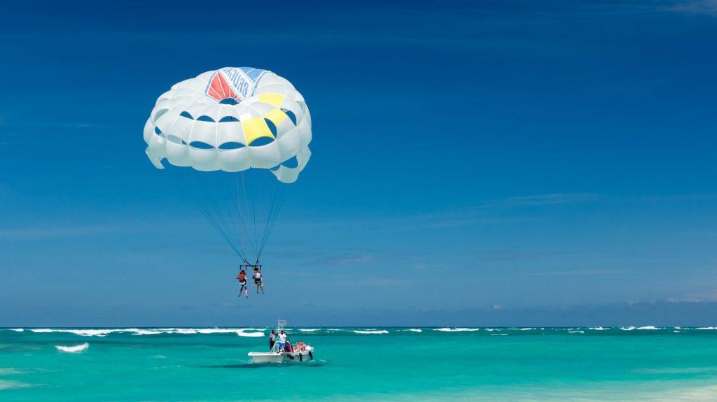 Parasailing Aruba
