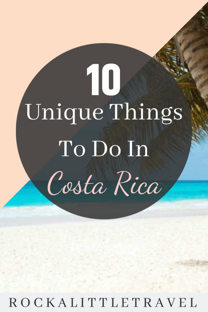 Things to Do in Costa Rica in October