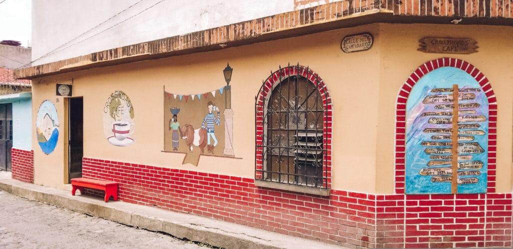 Crossroads Coffee, Panajachel, Guatemala