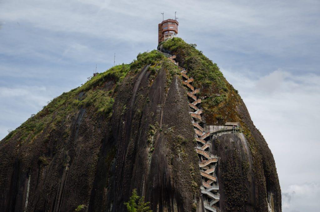 Guatape Rock, Colombia