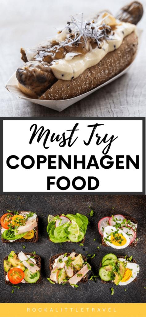 Copenhagen Food Tour Pinterest Pin